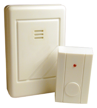 2-EntranceWireless Chime – Plug-in Receiver